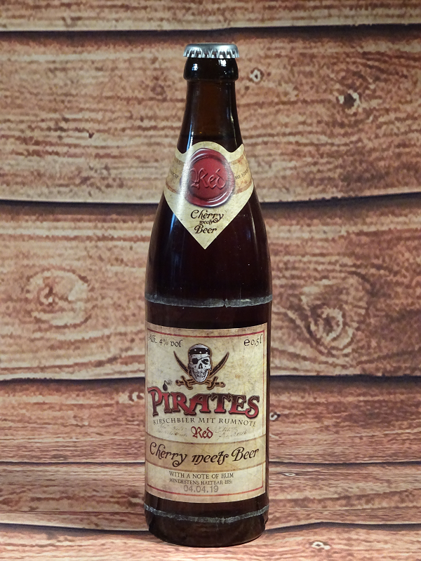 Pirates - Kersen Rum Bier