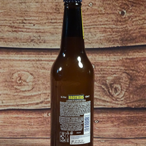 Brothers cider - Cloudy lemon