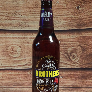 Brothers cider - Wild fruit